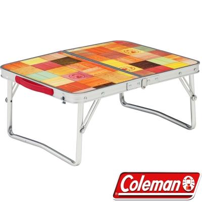 Coleman 26756 自然風抗菌迷你摺桌 53x40cm 戶外行動桌