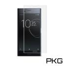 PKG SONY XZ1-Compact 保護貼-全滿版玻璃-透明