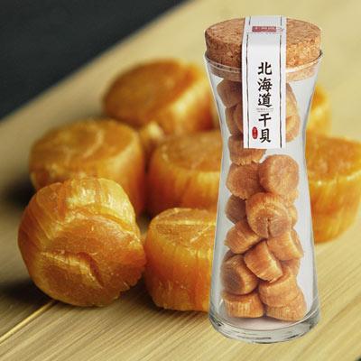 十翼饌 北海道宗谷干貝(SA100g)