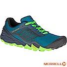 MERRELL ALLOUTTERRALIGHT 野跑男鞋-藍(35457)