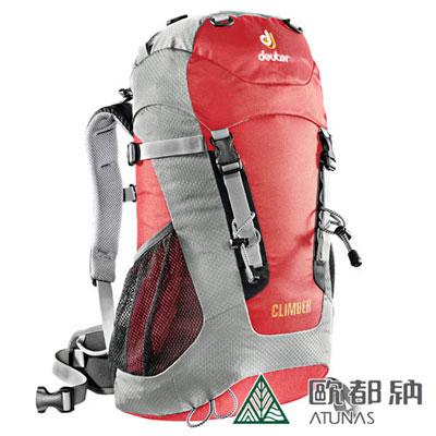 【歐都納】36079  deuter   Climber 休閒旅遊背包