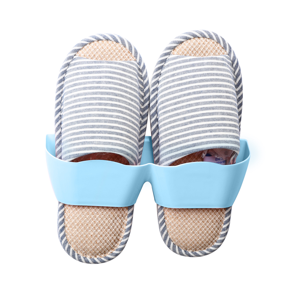 HIKARI日光生活  壁掛式鞋架(藍色) / 25X7.5X7.5CM