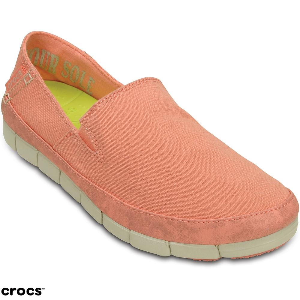 Crocs 卡駱馳 (女) 舒躍奇樂幅鞋-15318-6KM