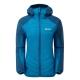 【Berghaus 貝豪斯】女款溫度調節高科技棉雙面穿外套H22FR9藍 product thumbnail 1