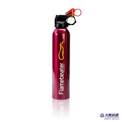 滅火專家 乾粉防災罐 450g大容量 內附固定架 適用ABC類 便攜迷你鋁罐滅火器