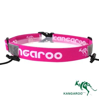 【KANGAROO】敢酷甜心蜜桃粉 美眉專屬號碼帶 (蜜桃色) K14013006