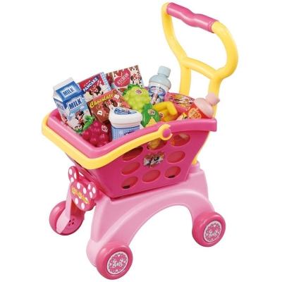 DISNEY-美妮歡樂購物車
