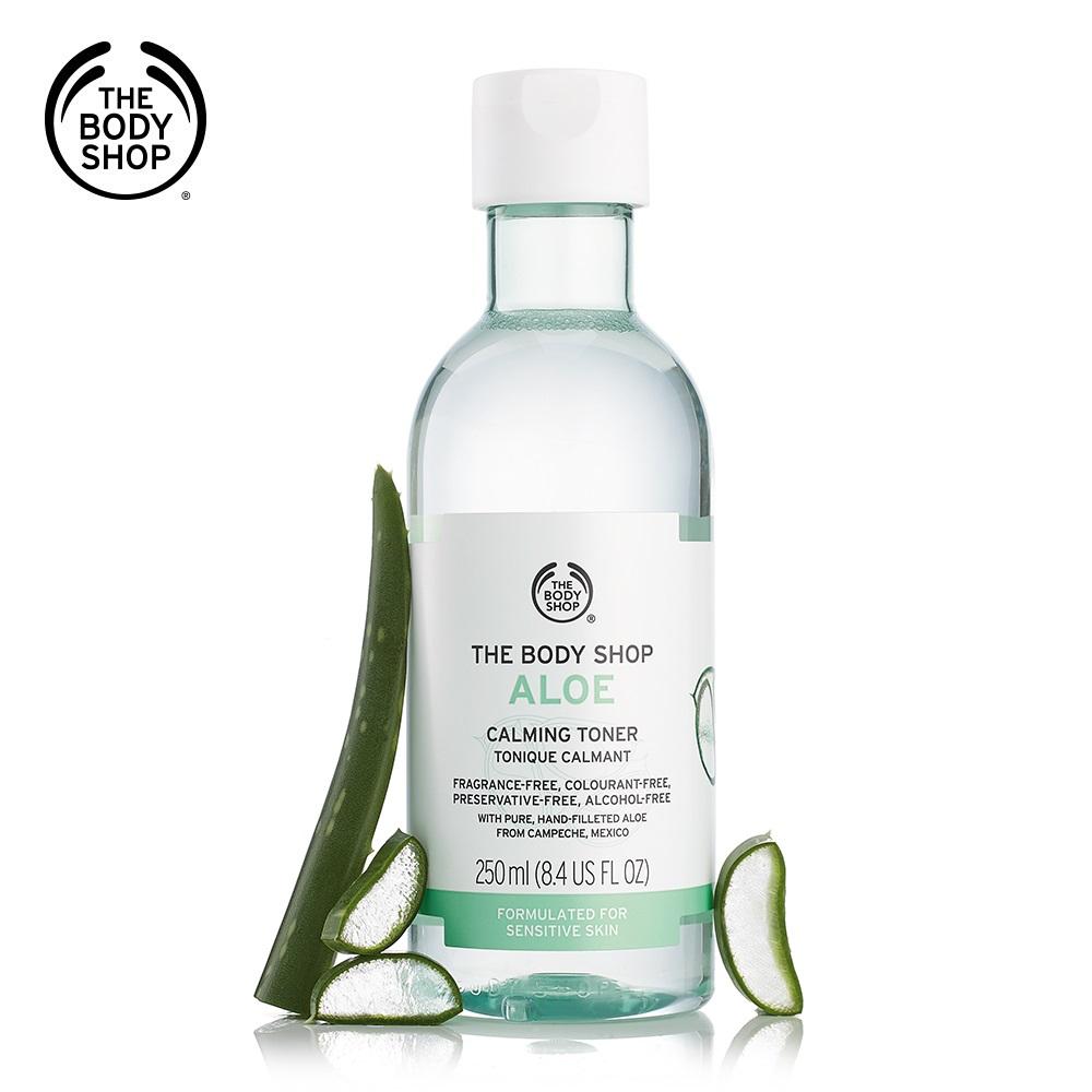 The Body Shop 蘆蘆薈舒緩調理水-250ML