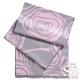 SOFER 凡爾賽玫瑰100%蠶絲圍巾 -