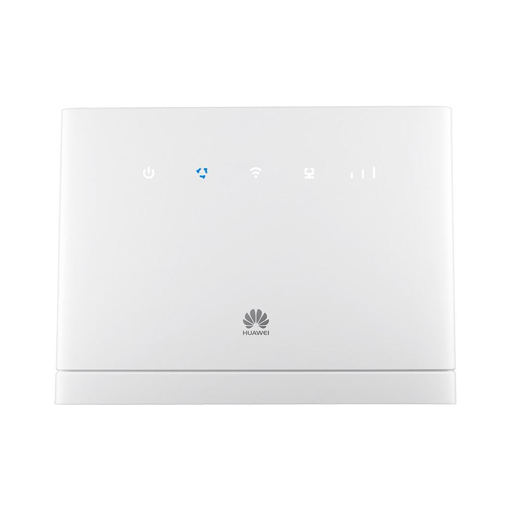HUAWEI華為 B315S-607 4G LTE極速無線路由器+專用天線組