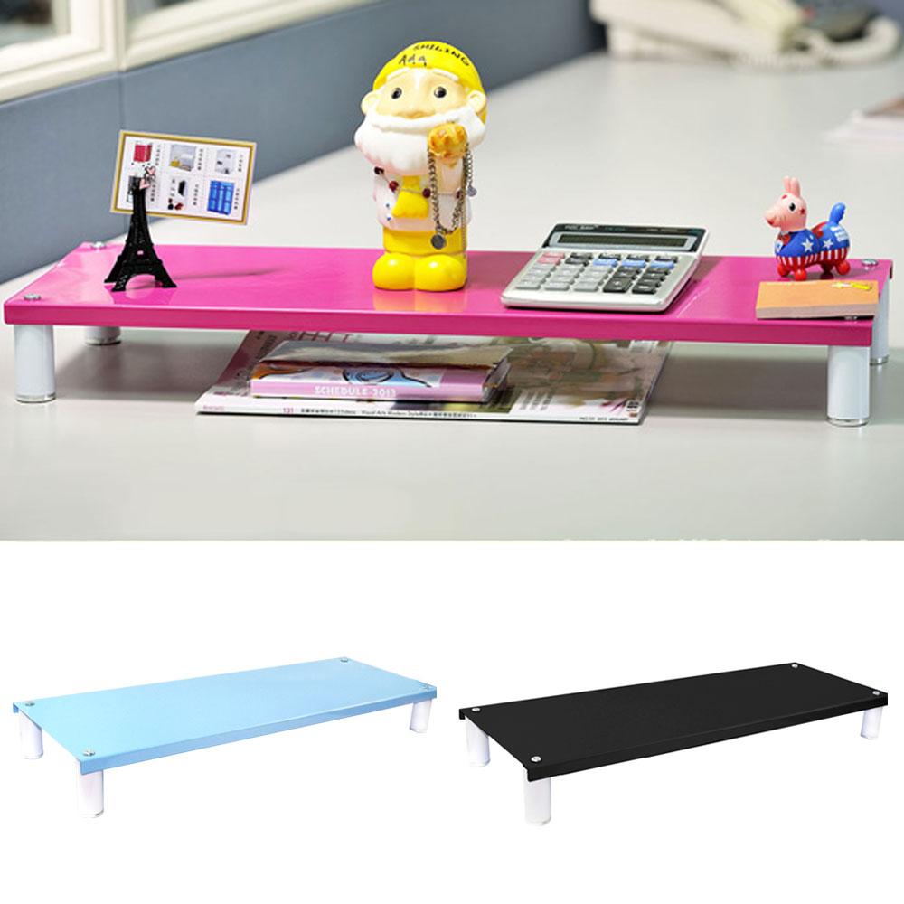 ikloo省空間桌上鍵盤架-2入