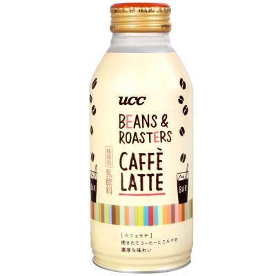 UCC上島咖啡-BEANS咖啡-拿鐵風味-375g