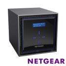NETGEAR RN424 4Bay網路儲存伺服器