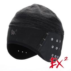 德國EX2 POLARTEC圍巾帽(深灰)