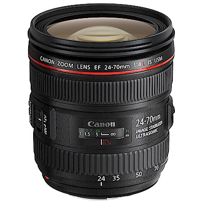 Canon EF 24-70mm f4L IS USM (平輸-白盒)