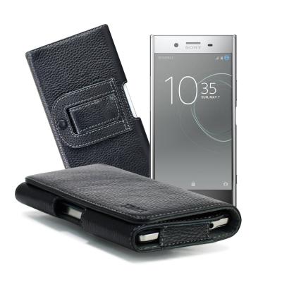XM SONY XZ Premium / HTC U11 5.5吋 麗緻真皮腰掛...
