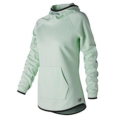Tech Fleece刷毛連帽長袖上衣 WT73151WVP 女性 淺藍