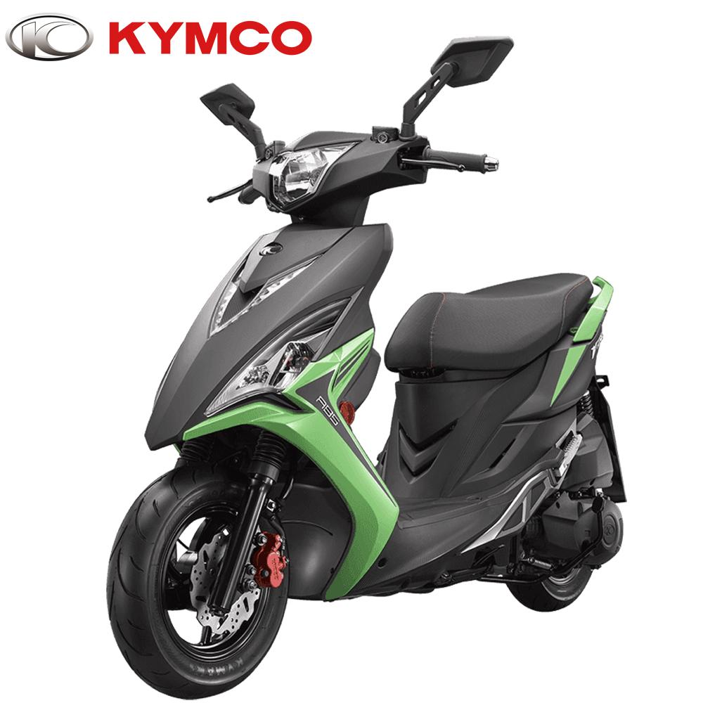 KYMCO光陽機車 VJR 125 ABS版(2017年新車)