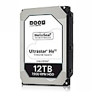 HGST 12TB 3.5吋 SATAⅢ企業級內接式硬碟(HUH721212ALE600)