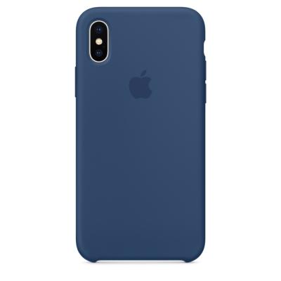 原廠 Apple iPhone X 矽膠保護殼