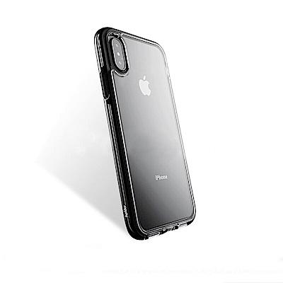 ispider 清透系列 iPhone X 透明亮面TPU 防摔手機殼