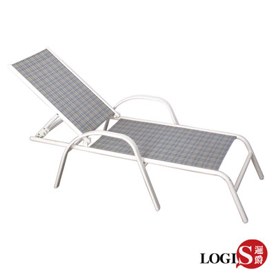 LOGIS邏爵~ ALOHA 海灘坐臥兩用椅/休閒椅/躺椅