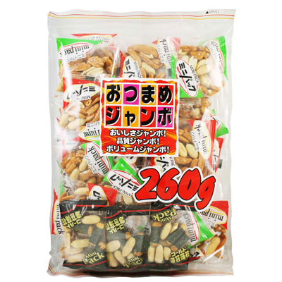 泉屋 什錦豆果子餅乾(220g)