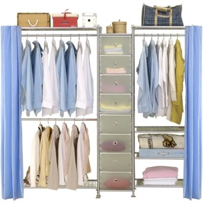 巴塞隆納─W 2 型 90 +D+W 4 型 60 衣櫥置物櫃