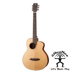 aNueNue M100EWT 全單板飛鳥系列電民謠木吉他