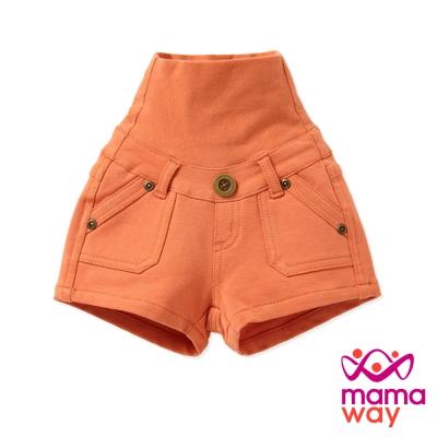 Mamaway Baby超軟短褲(共四色)
