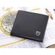JINBAOLAI    GT1715BK韓版圓紋造型皮夾黑色 product thumbnail 1