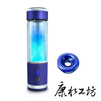 康水工坊 分離式藍鑽氫氧分離富氫水HF-C301-晶鑽藍
