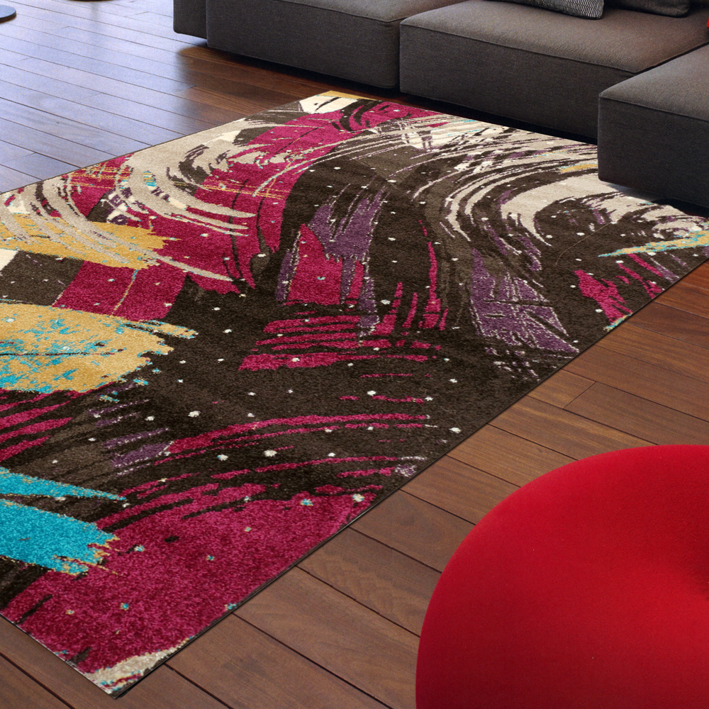 Ambience Milano 現代地毯 -揮灑(160x230cm)
