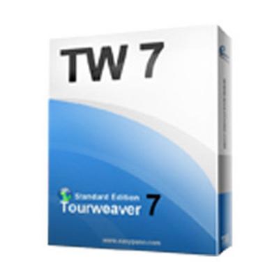 Tourweaver Standard(全景影片製作)(單機下載版)