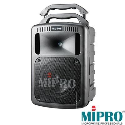 嘉強 MIPRO MA-708 豪華型手提式無線擴音機
