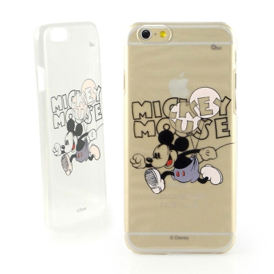 Disney iphone 6 /6s 彩繪90週年系列透明保護手機殼