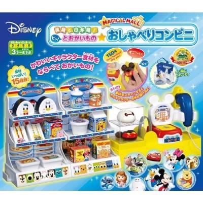 日本迪士尼神奇超市 便利商店組 DS96493 原廠公司貨 TAKARA TOMY