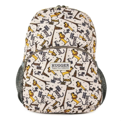 英國Hugger時尚孩童背包-馬達加斯加