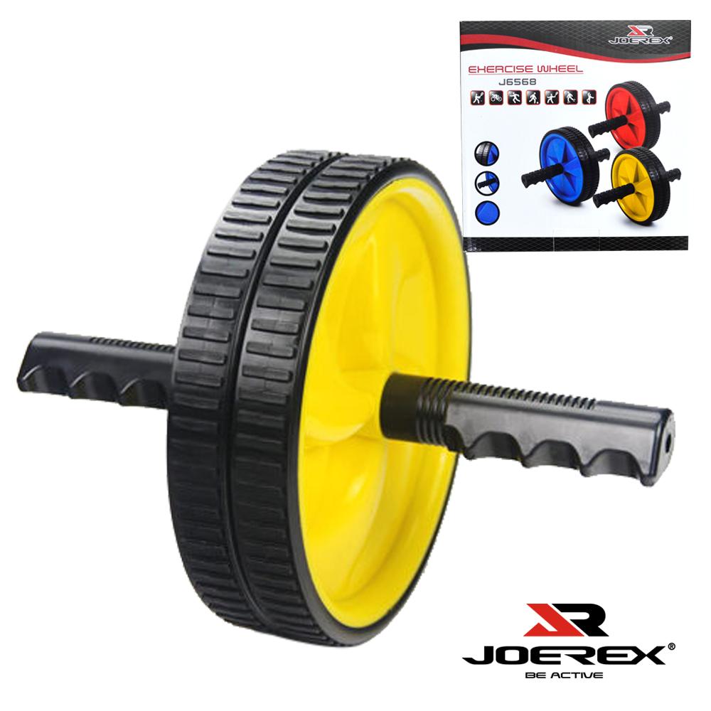 《凡太奇》JOEREX。祖迪斯雙輪健美輪J6568-快速到貨