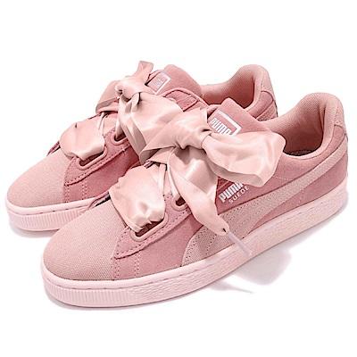 Puma 休閒鞋 Suede Heart 女鞋