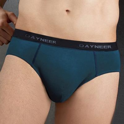 DAYNEER-時尚貼身 三角內褲(浪漫綠)
