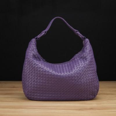 STORY 皮套王 - 羊皮編織肩背包 Style  6220
