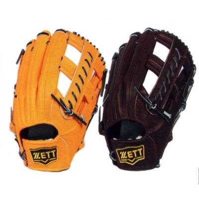 ZETT 高級硬式金標全指棒球手套 BPGT-115