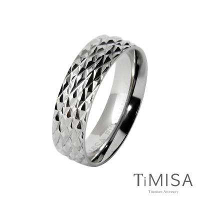 TiMISA《永恆閃耀》純鈦戒指