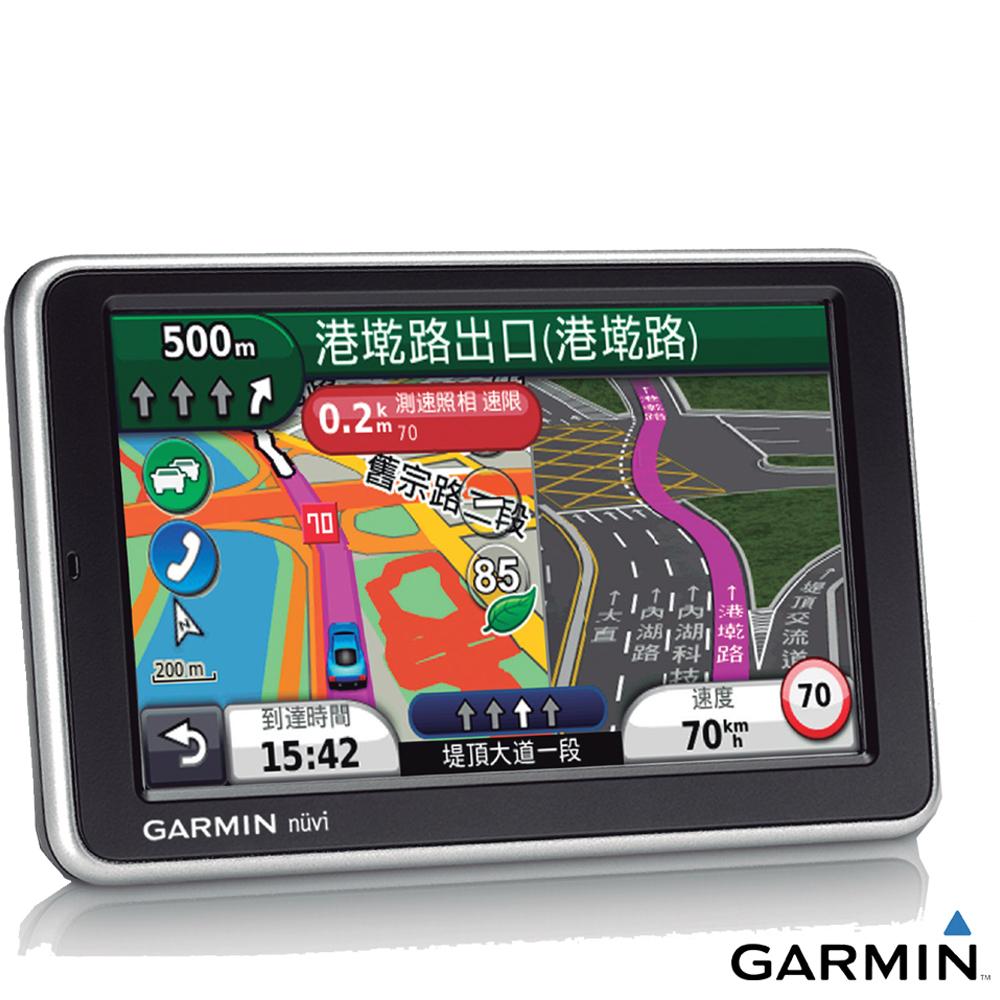 GARMIN nuvi 2555 5吋高畫質時尚薄型GPS衛星導航-福利品