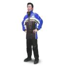 天德牌 多功能護足型風雨衣R2 (終極完美版)「兩件式」-快