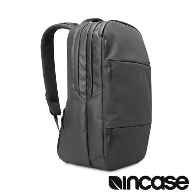 Incase City 15 吋城市雙層後背包(黑)