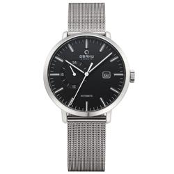 OBAKU 單眼羅伯機械米蘭腕錶-V210GTCBMC/45mm
