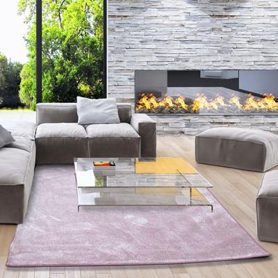 范登伯格 - 蒂亞 超柔軟仿羊毛地毯 - 丁香紫 (140 x 200cm)