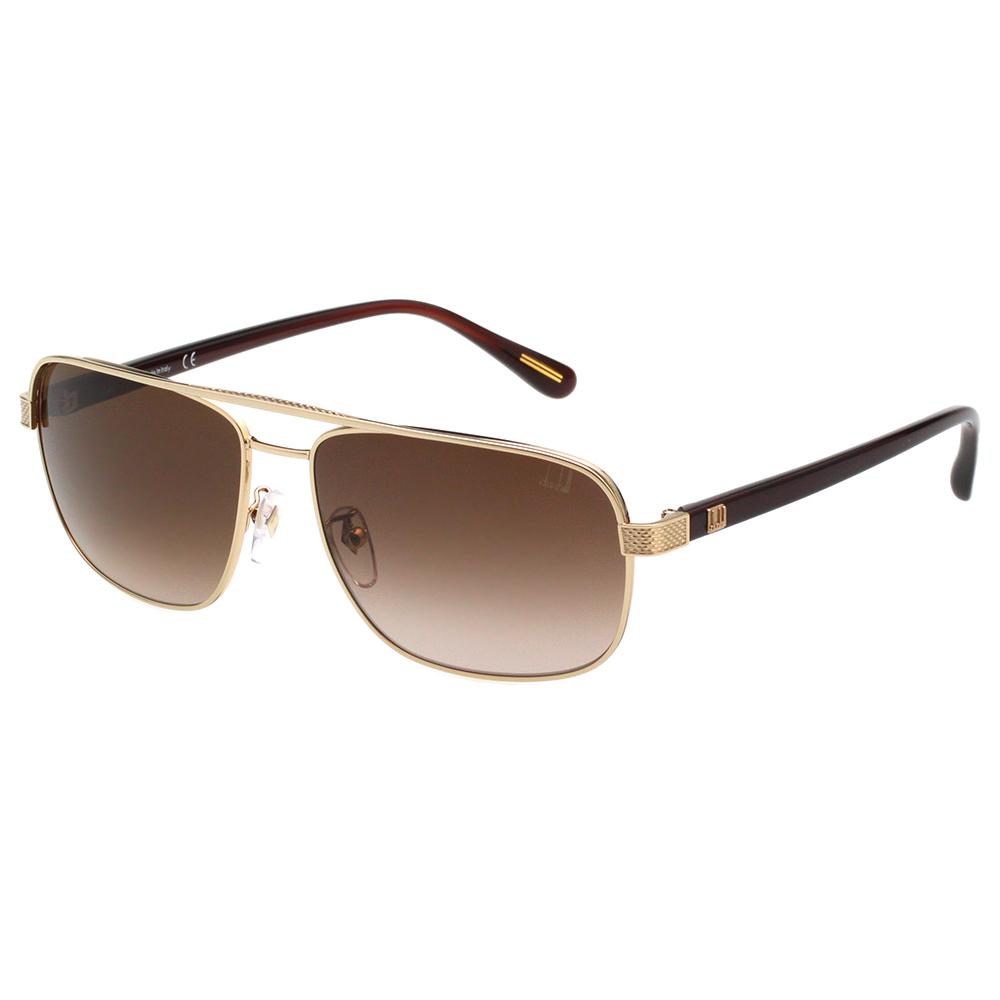 Dunhill 太陽眼鏡 (金色)SDH052